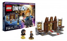 Nouveau LEGO Dimensions 71253 Fantastic Beasts and Where to Find Them
