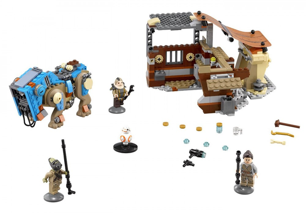 LEGO Star Wars Encounter on Jakku - 75148 - Photo 3