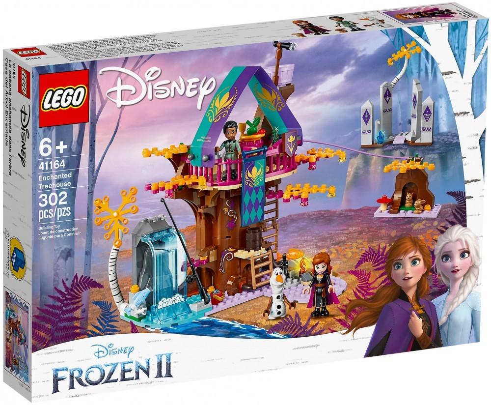 Nouveau LEGO Disney 41164 La cabane enchantée dans l'arbre