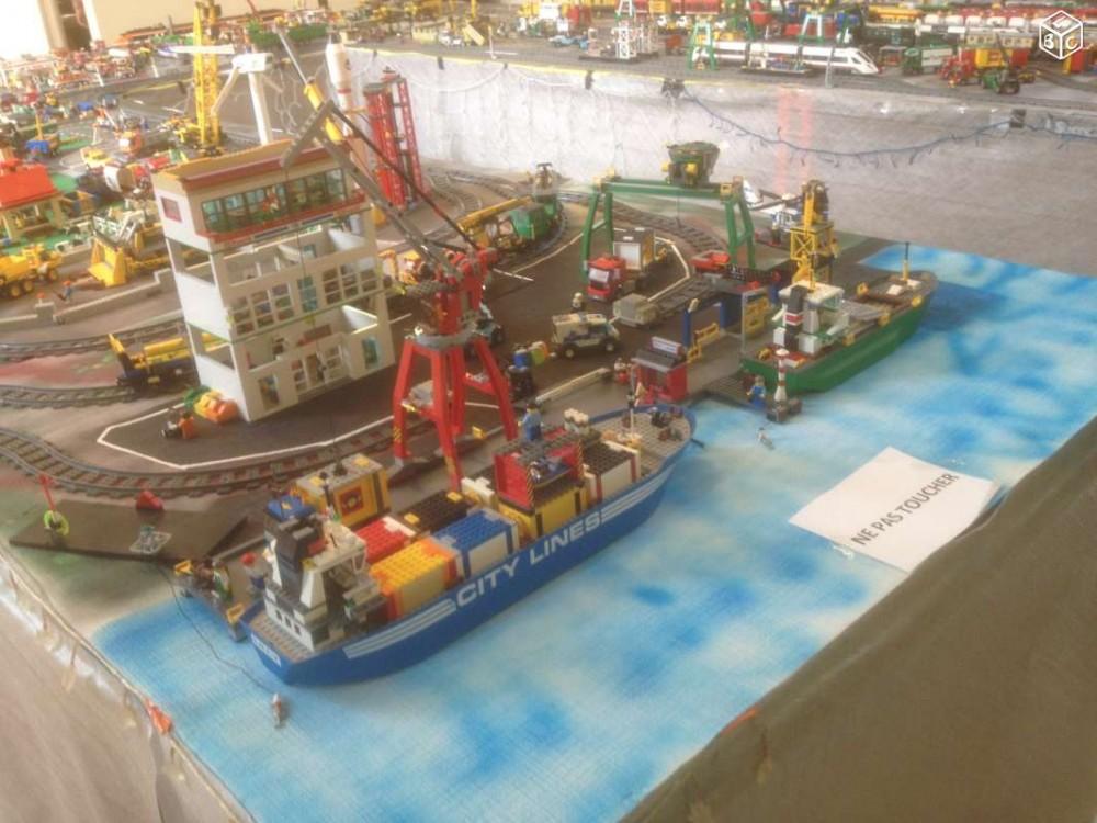 Exposition LEGO à MAISONS (28700)