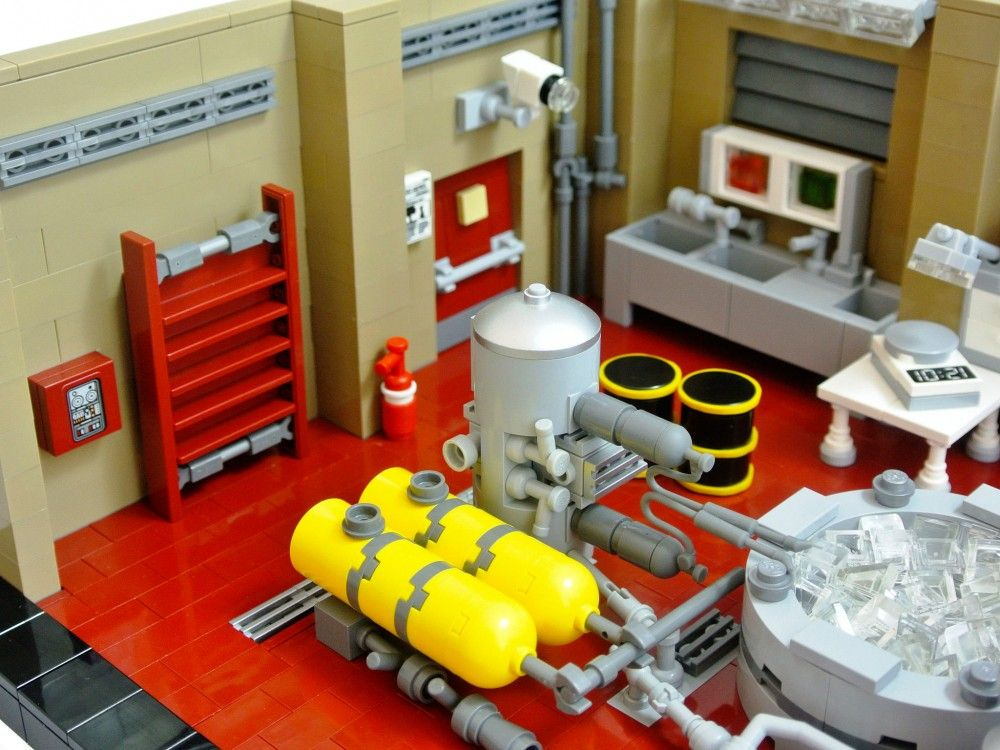 Breaking Bad Labo d'ampeth en LEGO