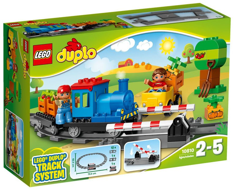 LEGO Duplo Push Train 10810 - Photo 1