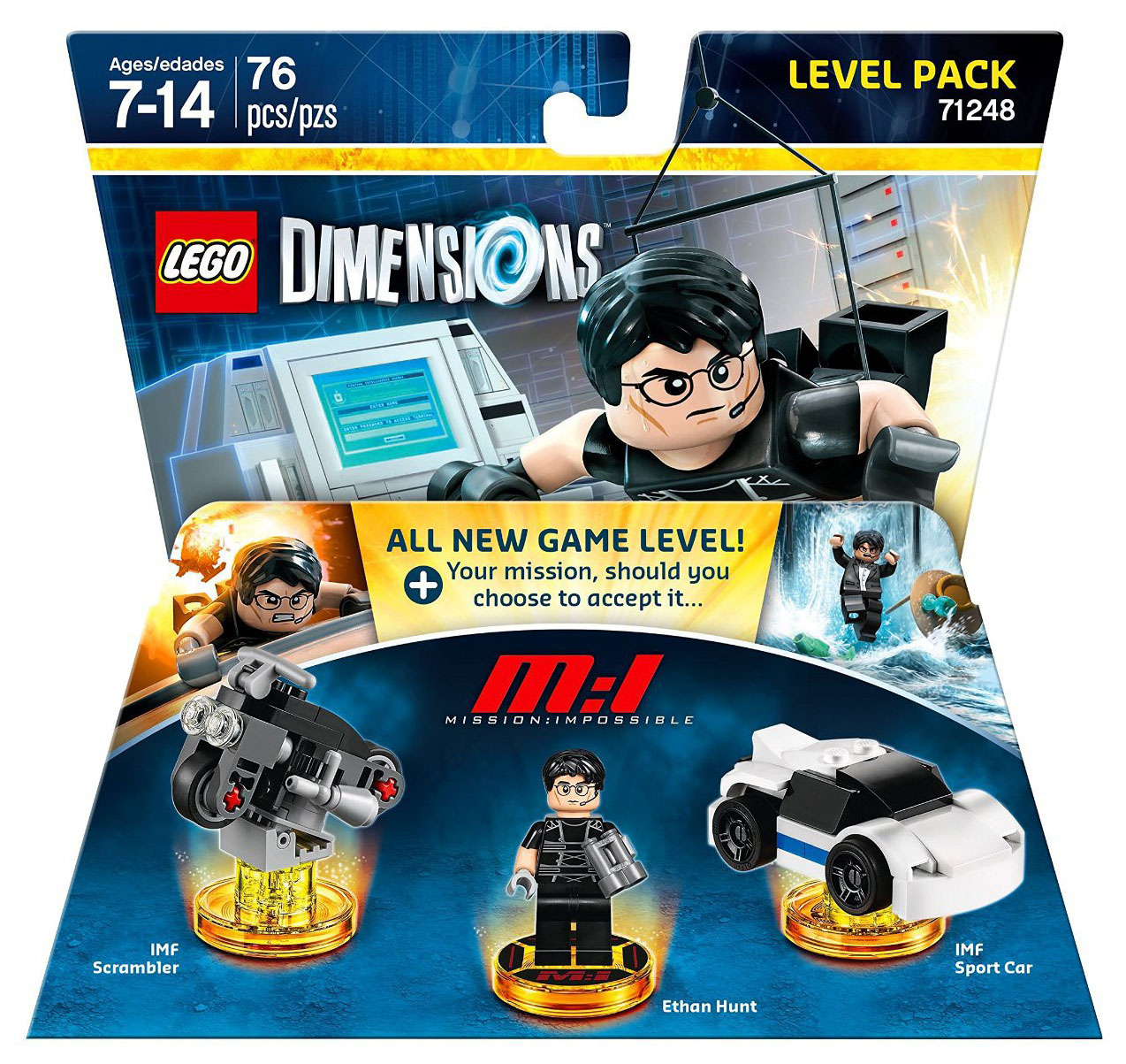 LEGO Dimensions 71248 - Pack Aventure Mission Impossible
