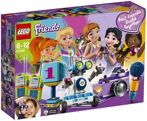 Nouveau LEGO Friends 41346 Friendship Box 2018