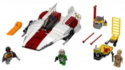 Nouveau LEGO Star Wars 75175 A-wing Starfighter