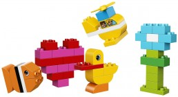 Nouveau LEGO Duplo 10848 My First Bricks 2017