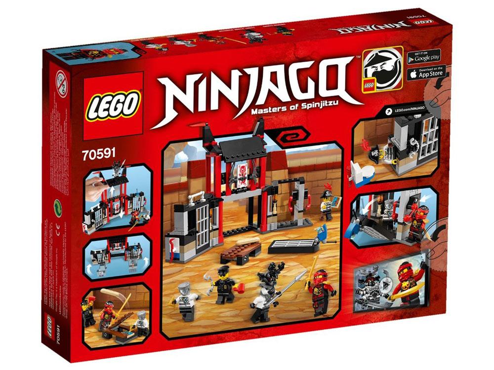 De nouveaux lego ninjago pour cet t - Lego ninjago d or ...