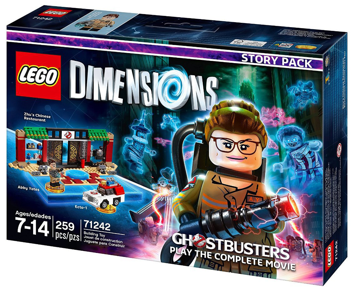 LEGO Dimensions 71242 - Pack Histoire Ghostbusters: Play de complete movie