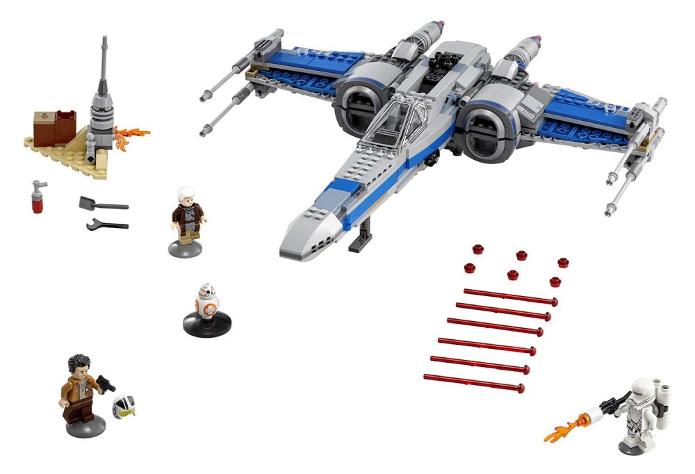 LEGO Star Wars Star Resistance X-Wing Fighter - 75149 - Photo 3