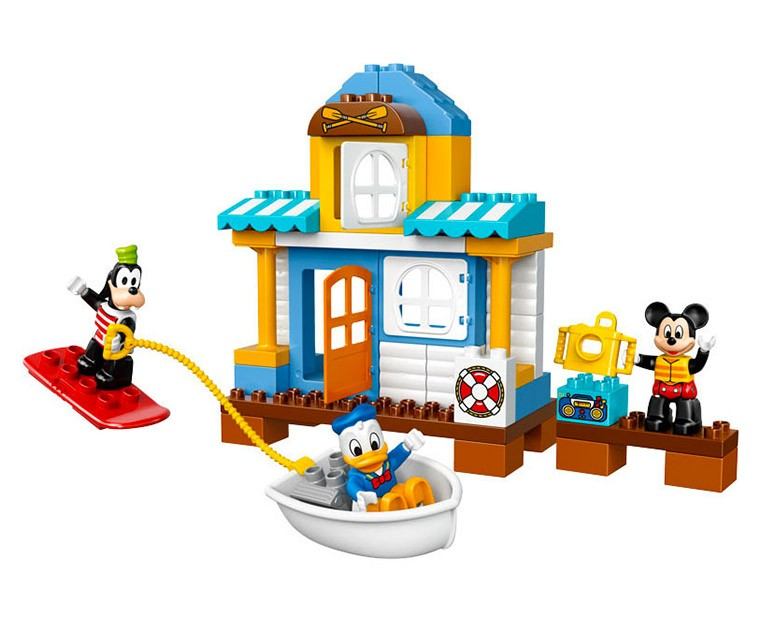 LEGO Duplo Mickey & Friends Beach House - 10827 - Photo 2