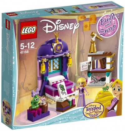Nouveau LEGO Disney 41156 Rapunzel's Castle Bedroom 2018