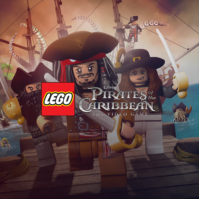 LEGO Pirates of the Caribbean : The Video Game sur GOG.com