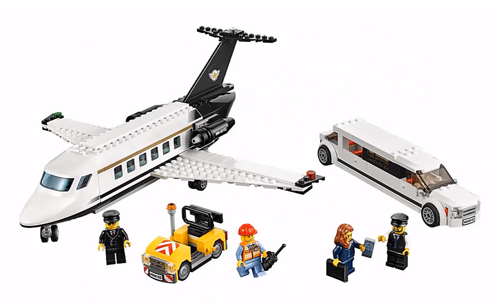 LEGO City Airport VIP Service - 60102 - Photo 2