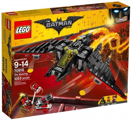 Nouveau LEGO Batman Movie 70916 Le Batwing Juin 2017