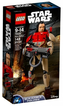 Nouveau LEGO Star Wars 75525 Baze Malbus Buildable Figures