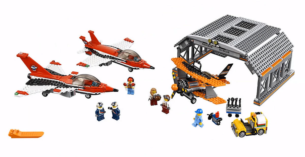 LEGO City Airport Air Show - 60103 - Photo 2
