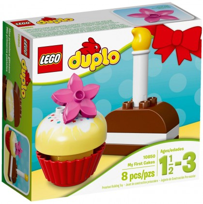 Nouveau LEGO Duplo 10850 My First Cakes 2017