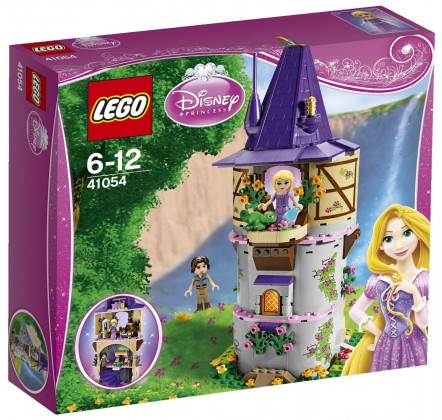 LEGO Disney Princess 41054 La tour de Raiponce