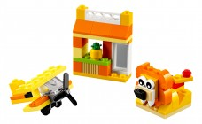 Nouveau LEGO Classic 10709 Orange Creativity Box 2017