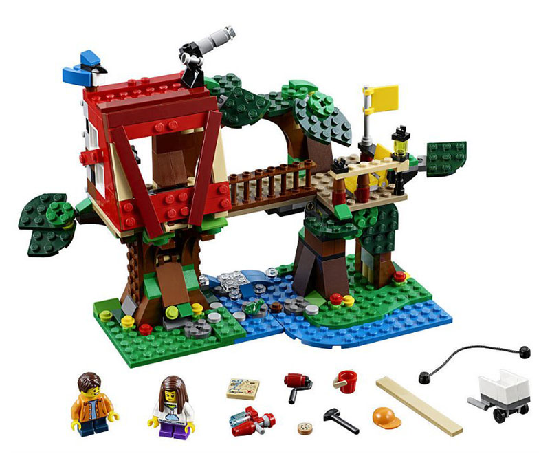 LEGO City Treehouse Adventures - 31053 - Photo 2