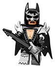 LEGO Minifigures 71017 Glam Metal Batman