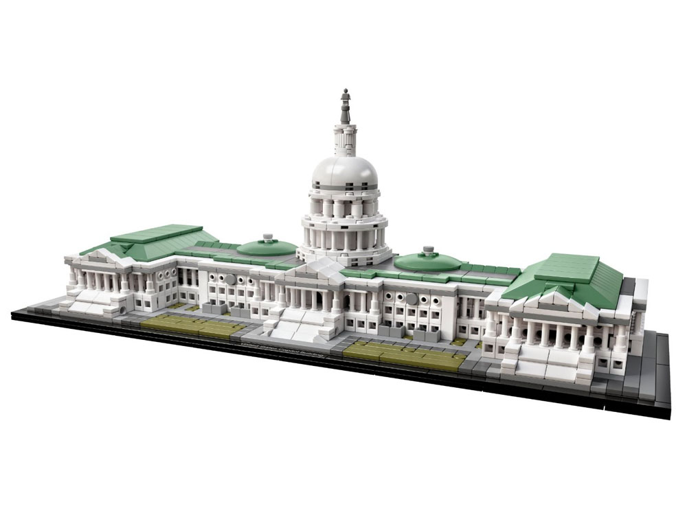 LEGO Architecture 21030 - United States Capitol Building - PHOTO 3