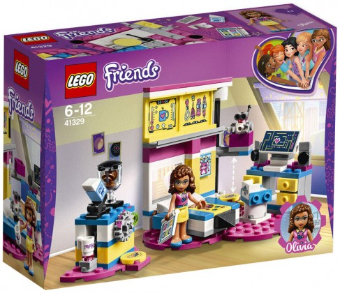 Nouveau LEGO Friends 41329 Olivia's Bedroom 2018