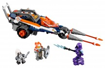 Nouveau LEGO Nexo Knights 70348 Lance's Twin Jouster
