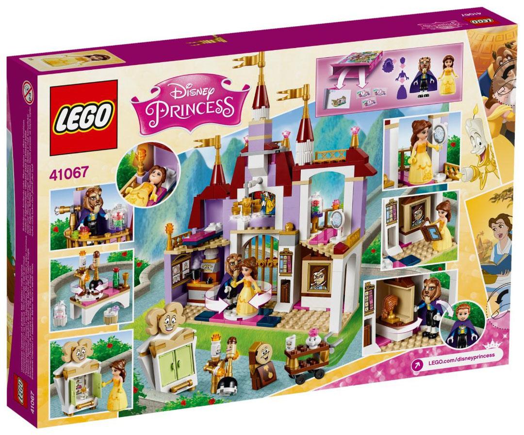 Les Prochains Lego Disney Princess 2016 En Images