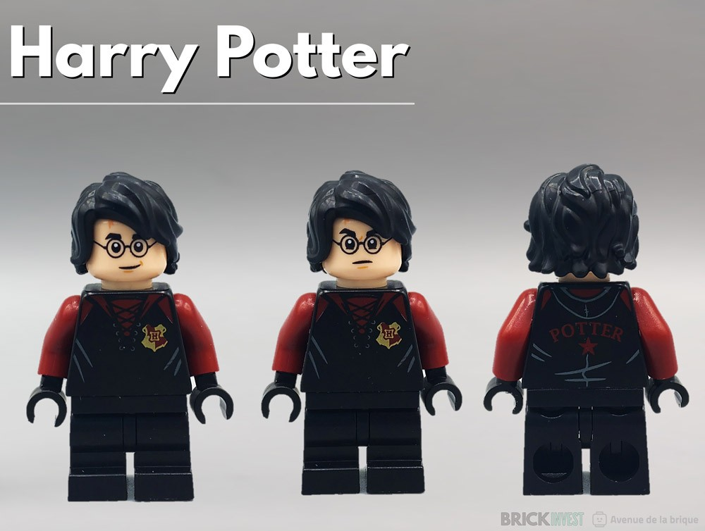 LEGO Harry Potter 75946 La minifigurine de Harry Potter