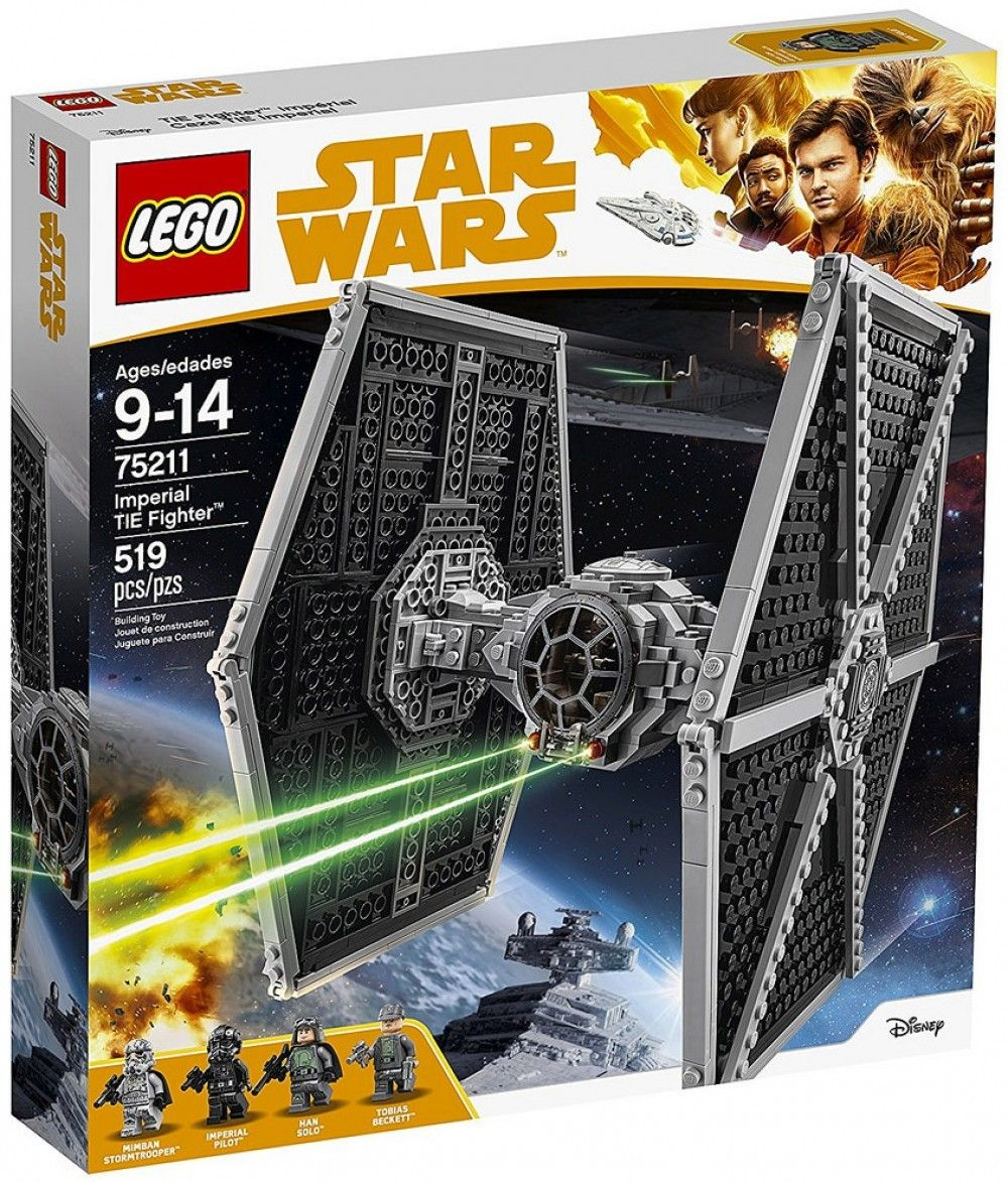 Nouveau LEGO Star Wars 75211 Imperial TIE Fighter 2018