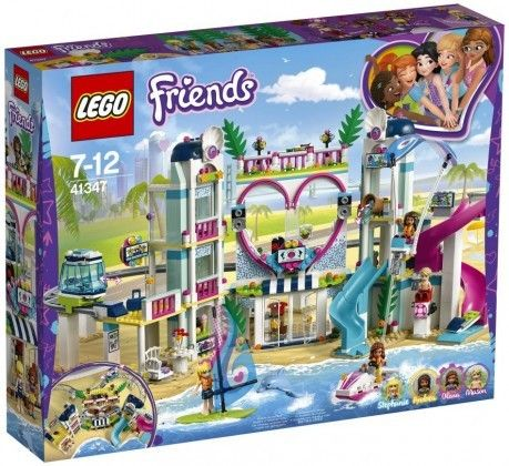 Nouveau LEGO Friends 41347 Heartlake City Resort 2018