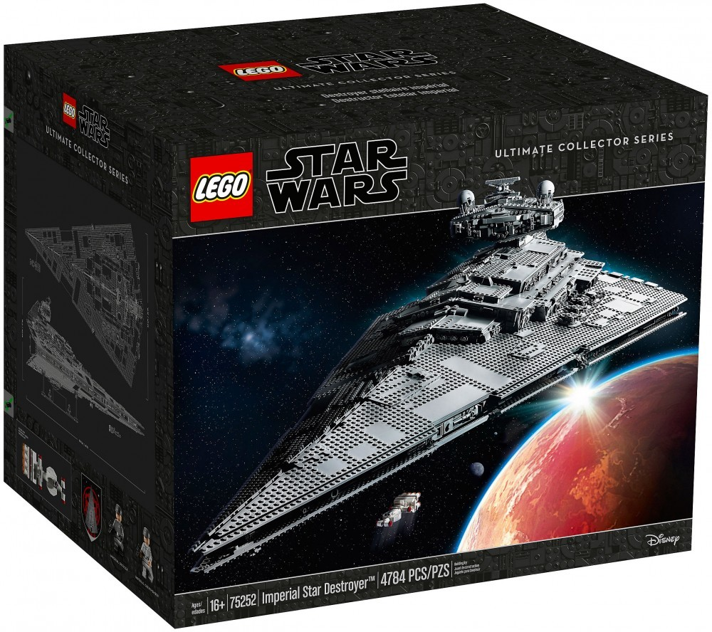 Nouveau LEGO Star Wars UCS 75252 Imperial Star Destroyer