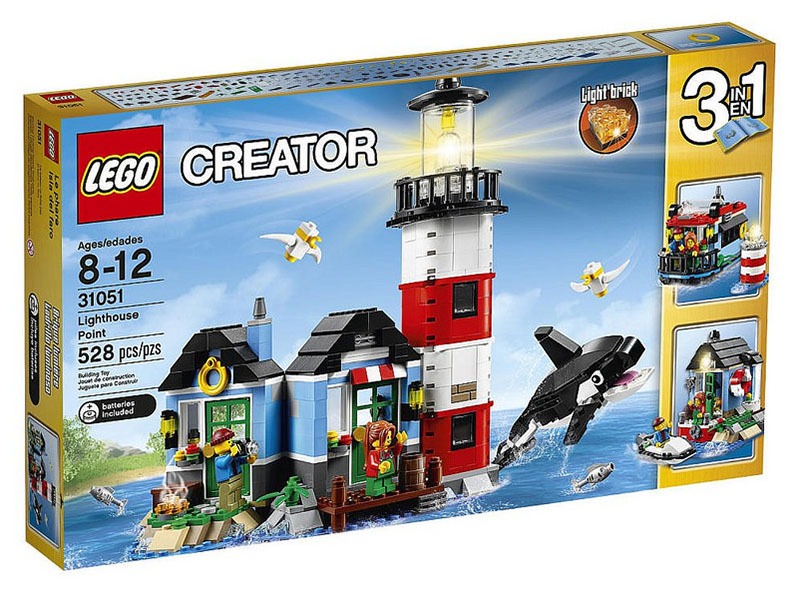 LEGO City Lighthouse Point - 31051 - Photo 1