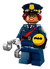 LEGO Minifigures 71017 Barbara Gordon