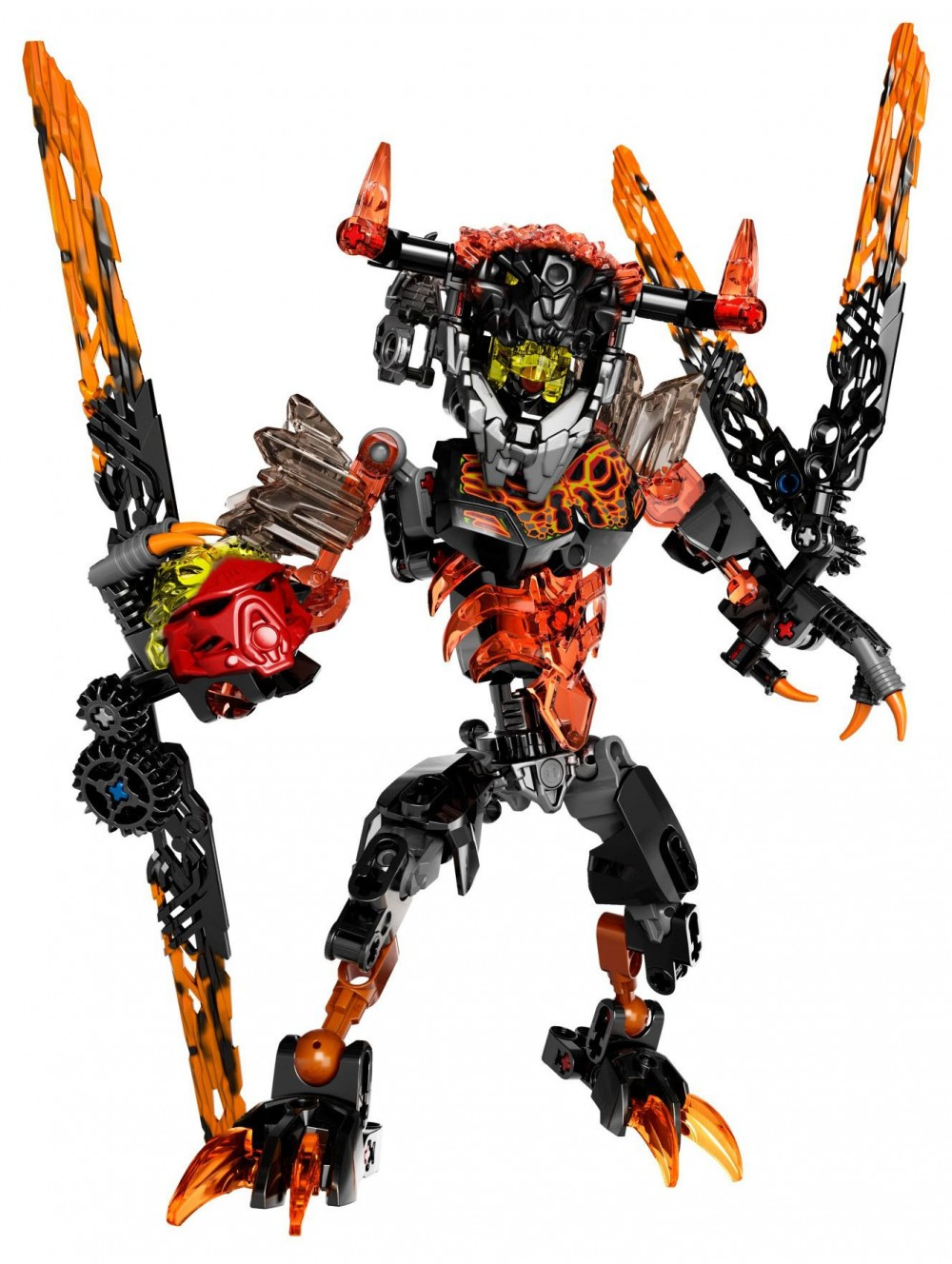 LEGO Bionicle 71313 - La bête de lave - photo 3