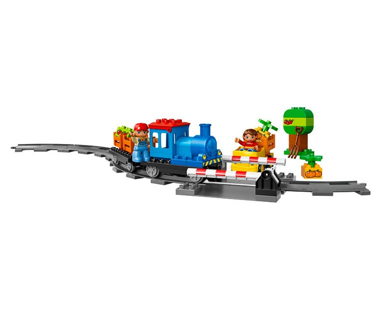 LEGO Duplo Push Train 10810 - Photo 2