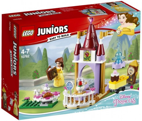 Nouveau LEGO Juniors 10762 Belle's Story Time (Disney Princess) 2018