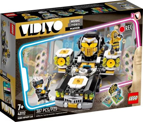 Nouveau LEGO VIDIYO 43112 Robo HipHop Car // Juin 2021