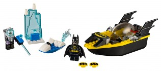 Nouveau LEGO Juniors 10737 Batman vs Mr Freeze 2017