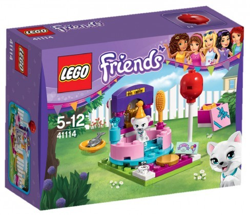 LEGO Friends 41114 - Le cadeau du chat