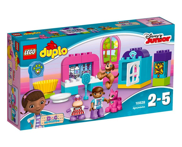 LEGO Duplo Doc McStuffins' Pet Vet Care - 10828 - Photo 1