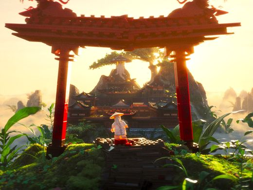 Premières images The LEGO Ninjago Movie
