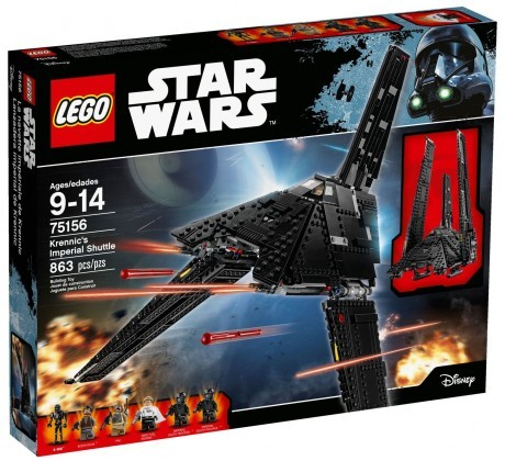 LEGO Star Wars Rogue One 75156 Krennic's Imperial Shuttle