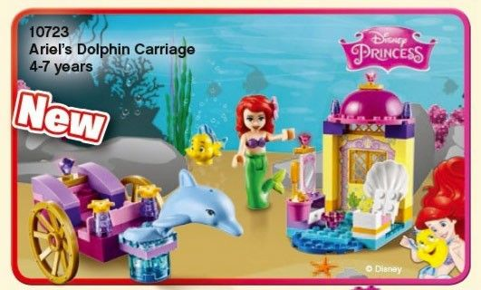 LEGO Princesses Disney 10723