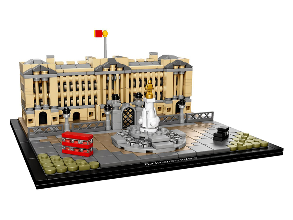 LEGO Architecture 21029 - Buckingham Palace - Photo 3