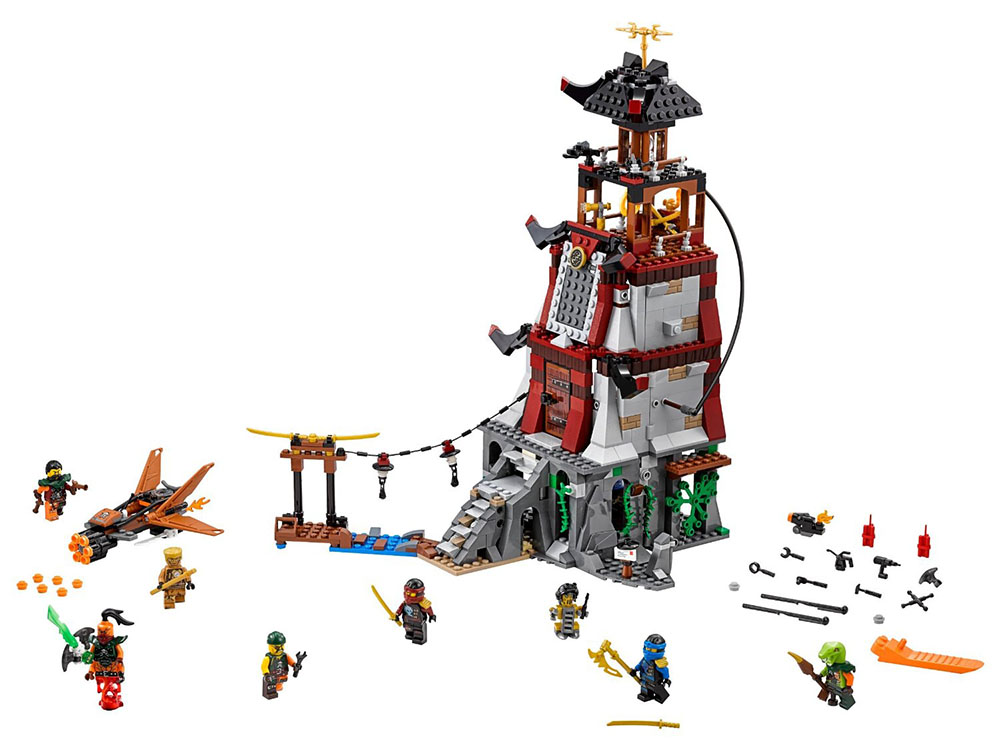 LEGO Ninjago 70594 - The Lighthouse Siege - Photo 3