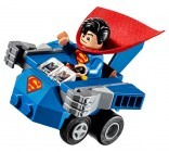 Nouveau LEGO DC Comics Super Heroes Mighty Micros 76068