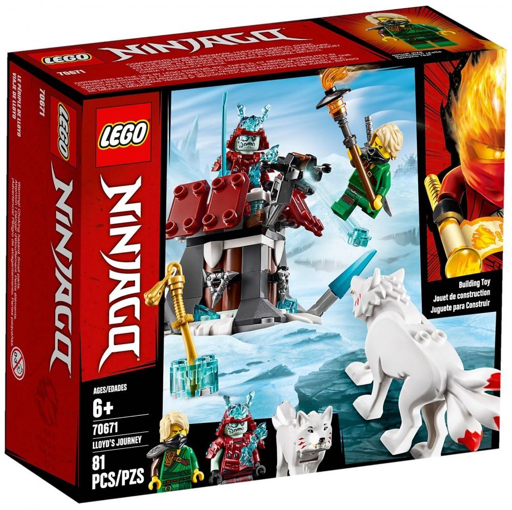 Lego Ninjago 75810 Minifigures Castle of the Forsaken Empereur
