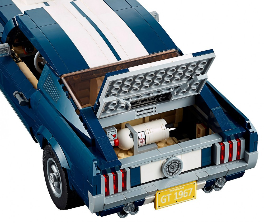 Nouveau LEGO Creator Expert 10265 Ford Mustang